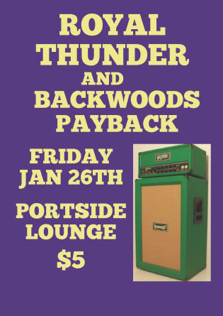 1-26 Backwoods Payback