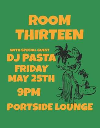 Room 13 5-25